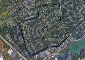Farmington Subdivision Knoxville TN