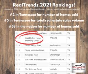 RealTrends 2021 Rankings