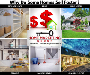 Why Do Some Homes Sell Faster?